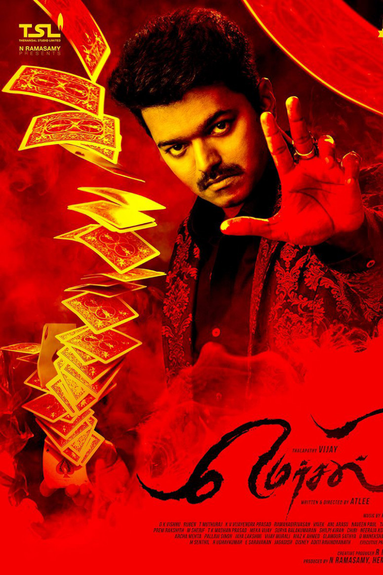 Mersal Movie HD Wallpapers Download Free 1080p ..