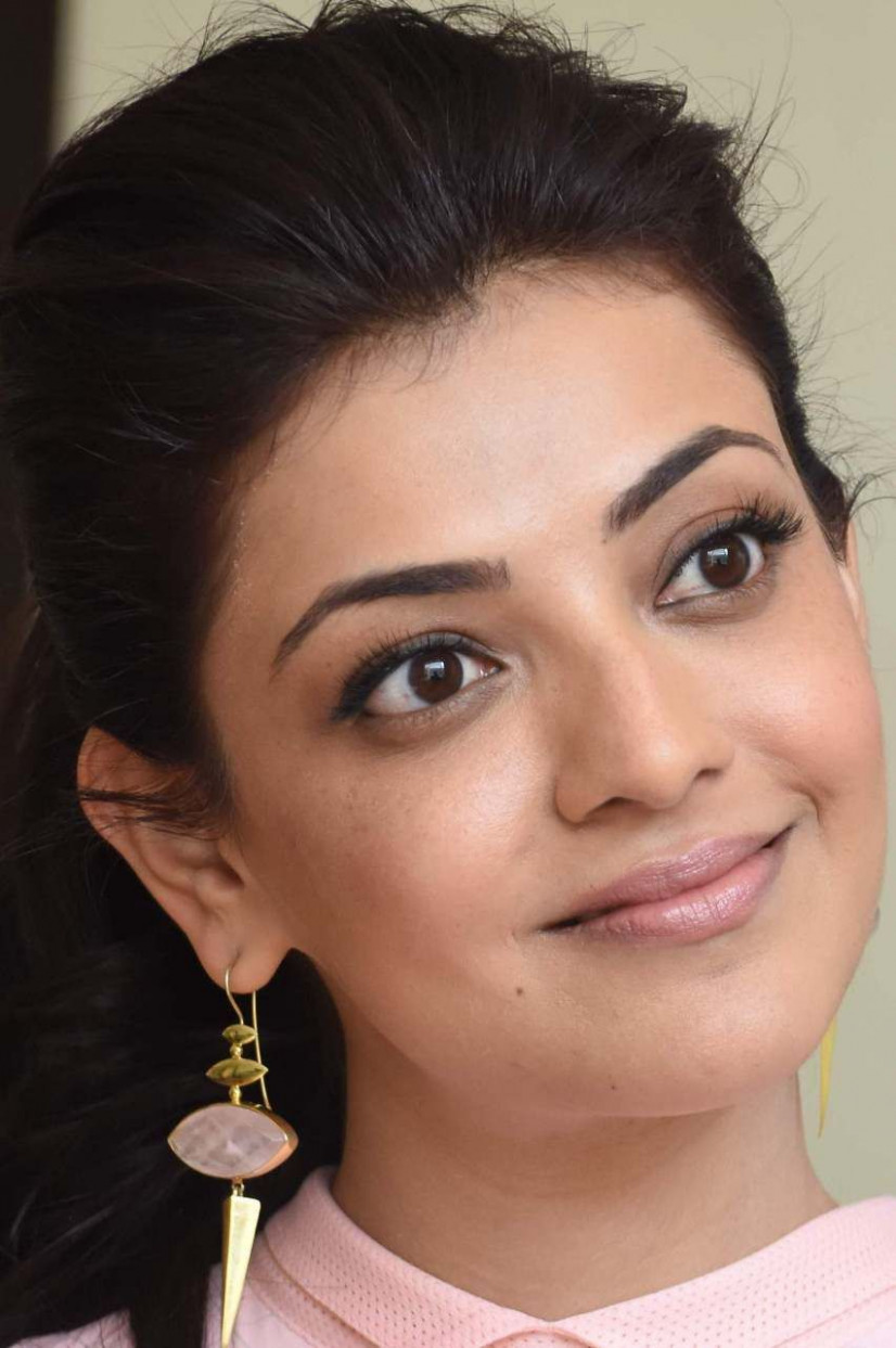 Model Kajal Agarwal Face Close Up Photos Gallery | Kajal ...
