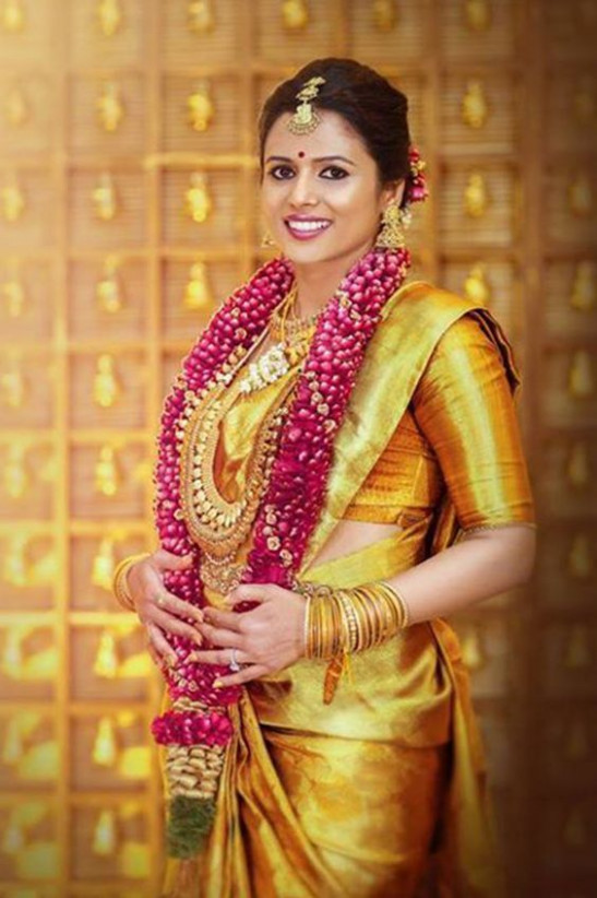 Most Beautiful South Indian Bridal Look & Style ...