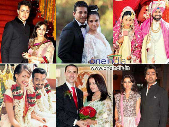 Most celebrated Bollywood stars' marriages in 2011 - Filmibeat