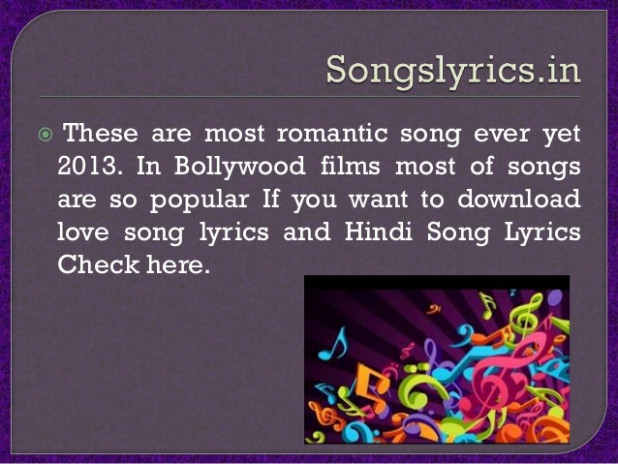 Most Romantic Bollywood Hindi Movies Songs