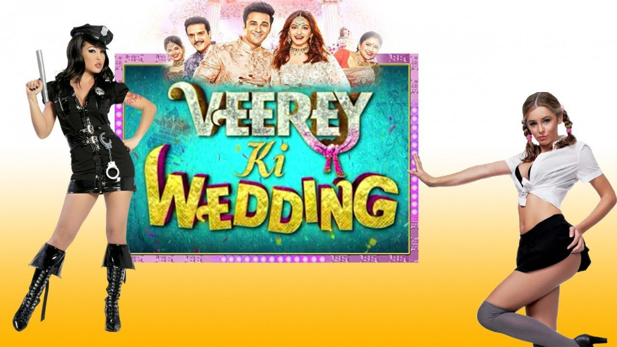 Movie Veerey Ki Wedding (2018) 2018 Pre DVD Rip 480P Hindi ...