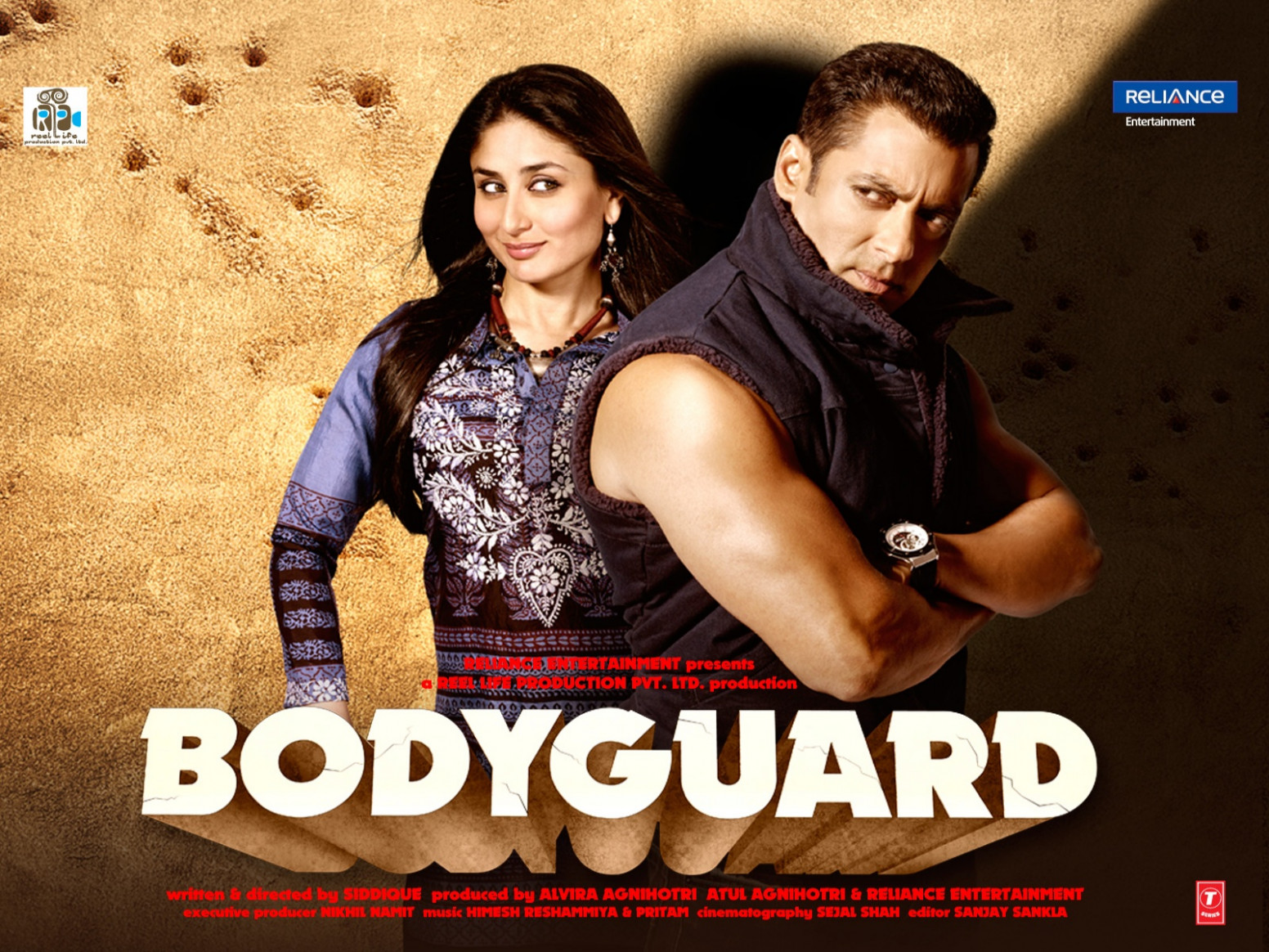 Movies Here: Hindi Movie bodyguard Full Movie