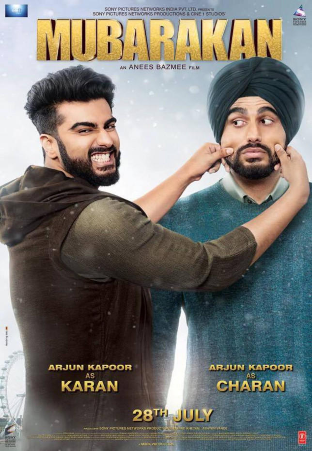 Mubarakan (2017) Hindi Full Movie Watch Online Free ...
