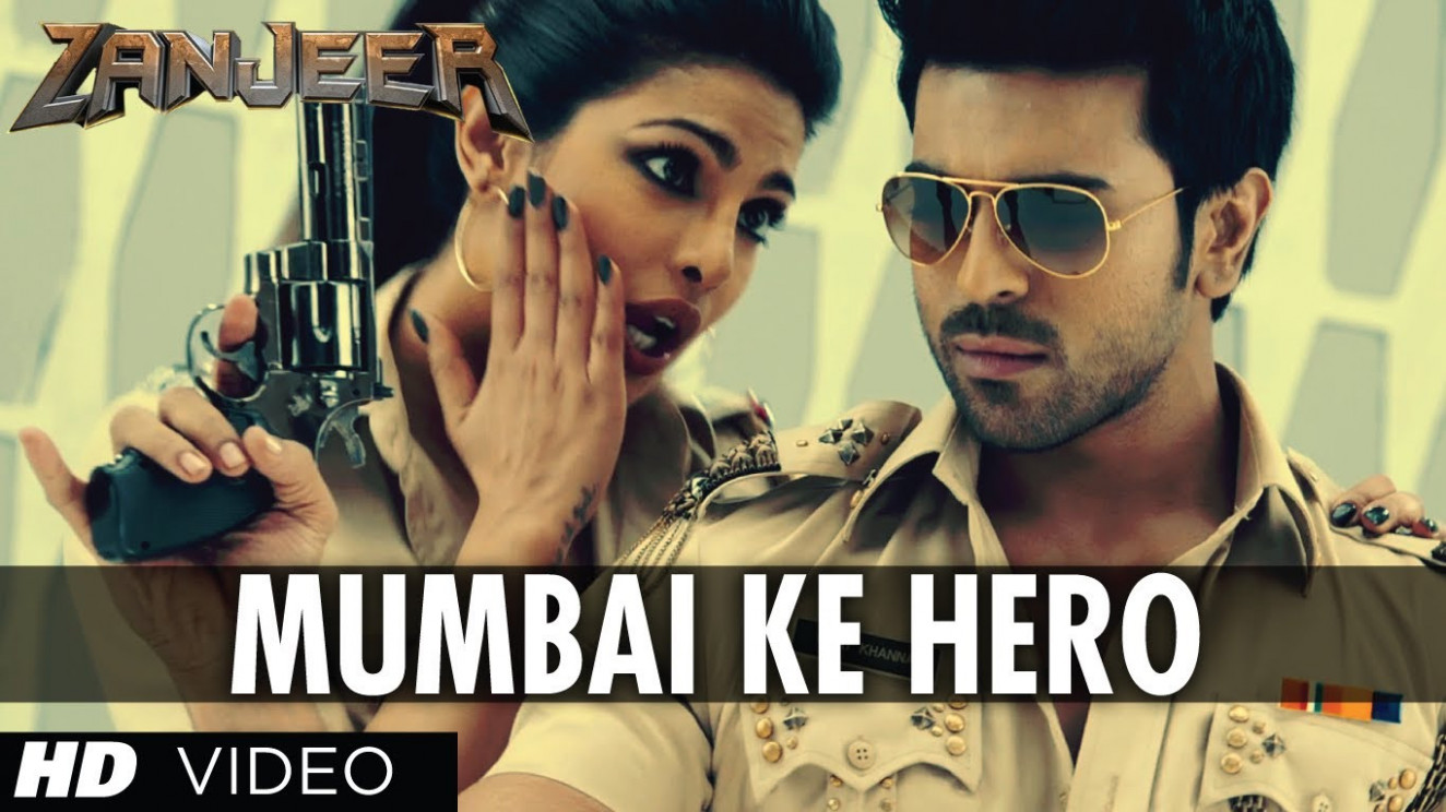 Mumbai Ke Hero Zanjeer Movie Song - XciteFun.net