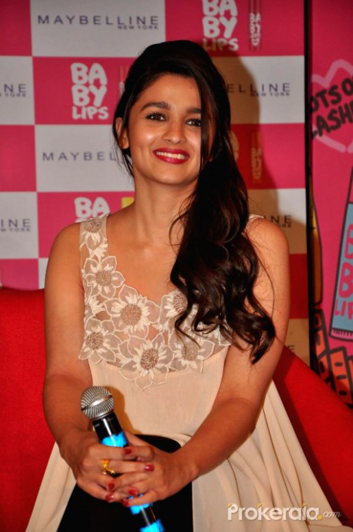 Music launch of Maybelline New York