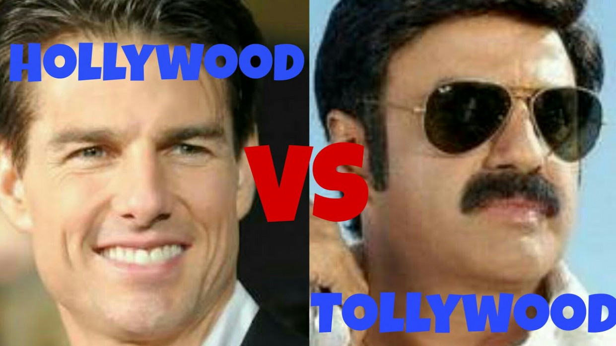 Must watch - Hollywood vs Tollywood 😂😂 - YouTube