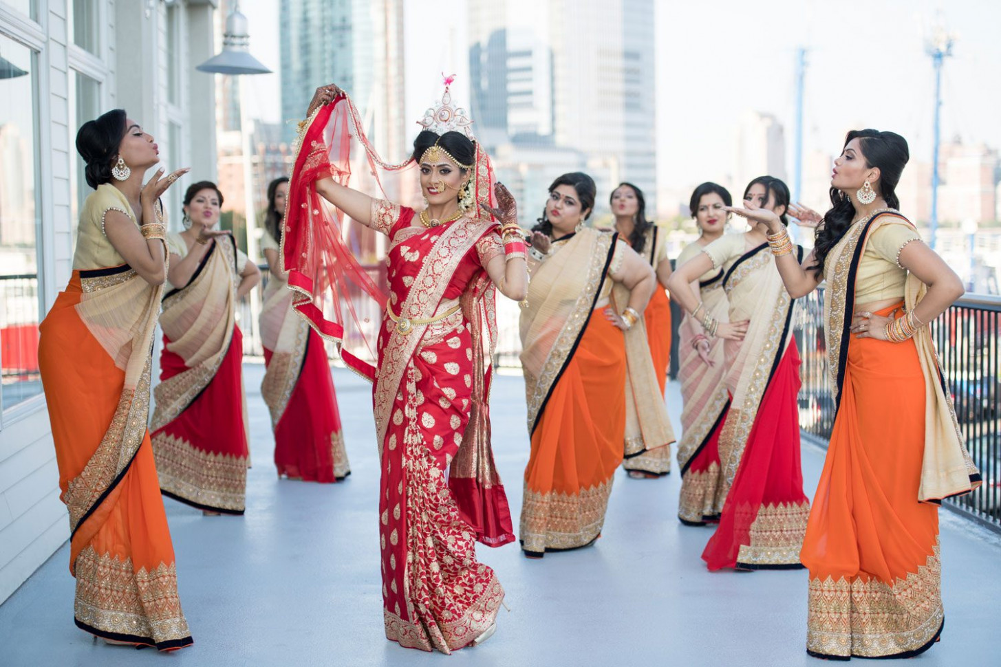 'My Big Bollywood Wedding': First Exclusive Look