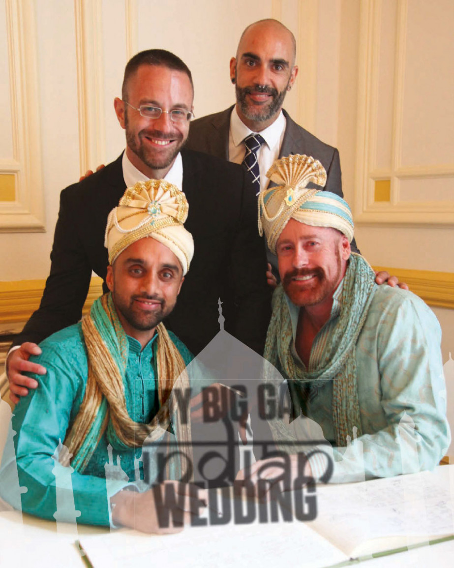MY BIG GAY INDIAN WEDDING | Pocketmags.com