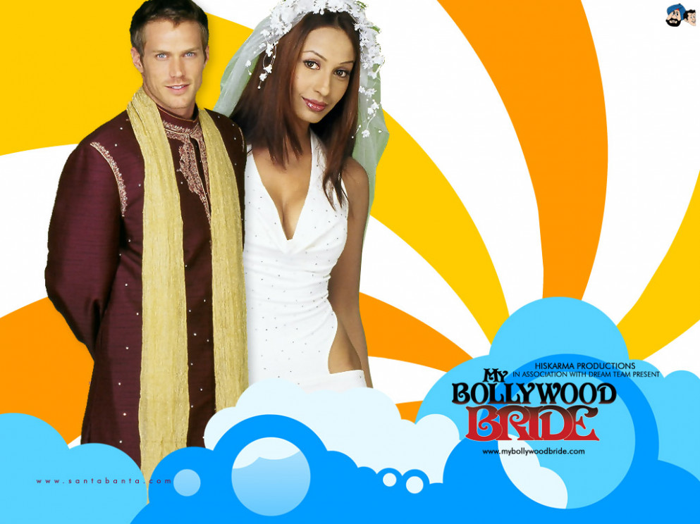 My Bollywood Bride Movie Wallpaper #3