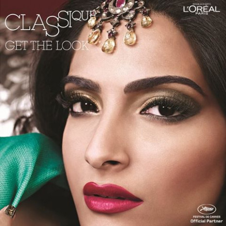 My Bollywood Inspired Makeup Look No.1 Classique - Photos ...