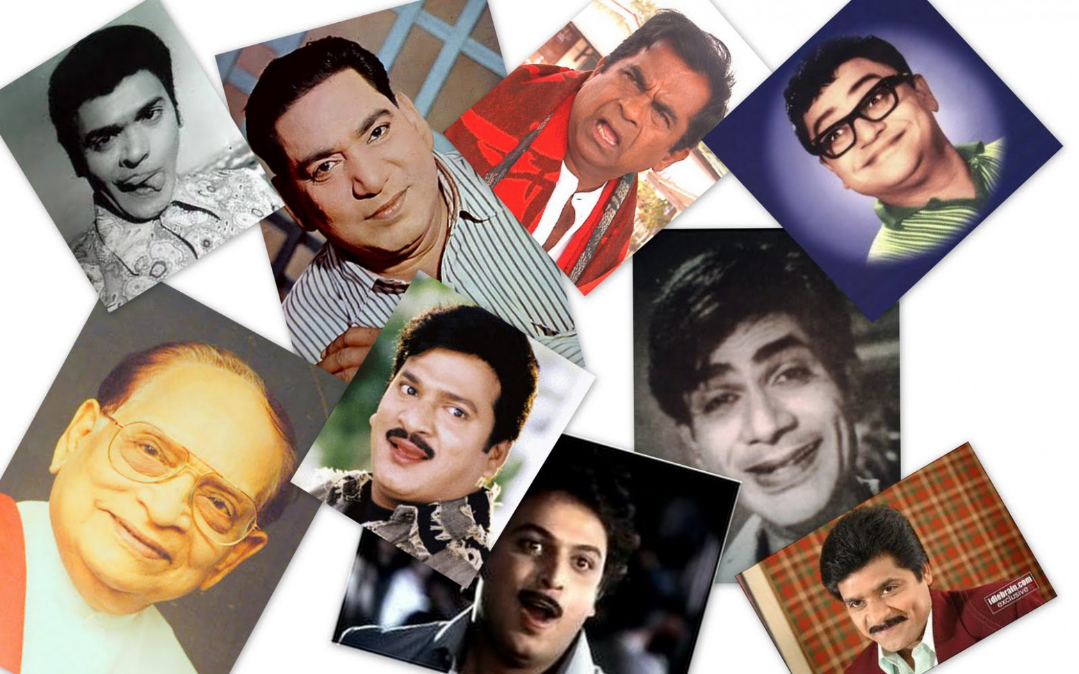 My Ideas and Ideals (V 1.0): Journey Of Comedy in Tollywood