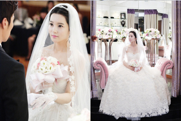 """Nam Gyu Ri's A Radiant Bride In """"Haeundae Lovers"""" 