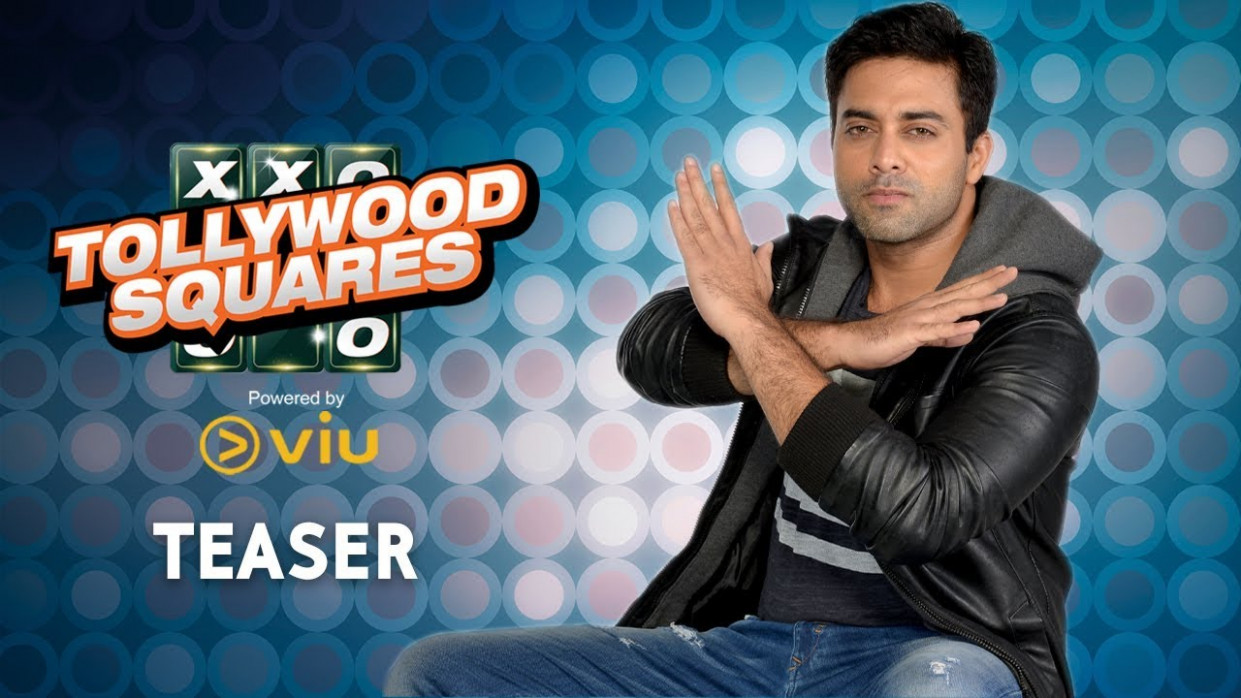 Navdeep's TV Show Tollywood Squares Adapted from Hollywood ...