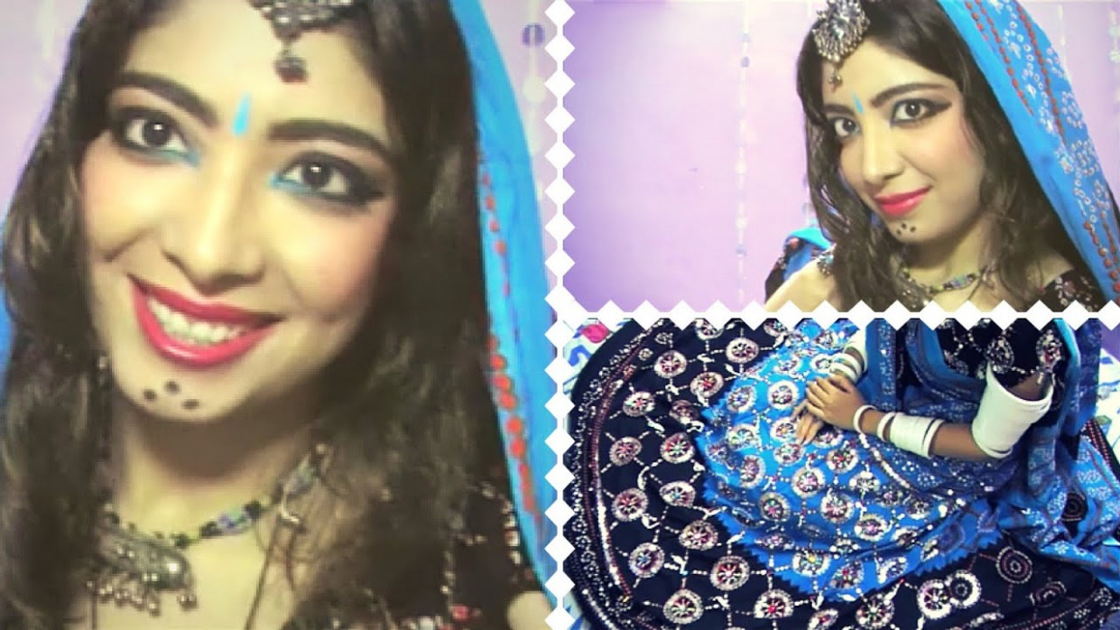 Navratri Festive Special - Rajasthani Outfit, Indian ...