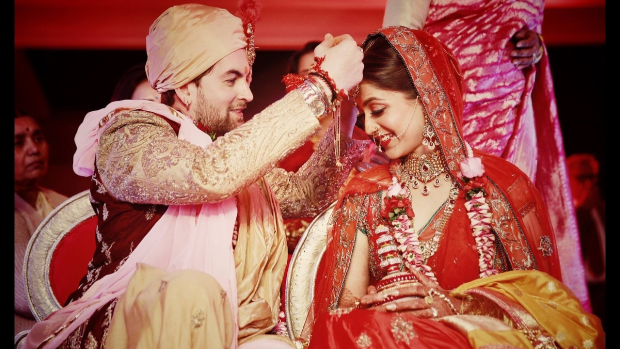 Neil Nitin Mukesh Marriage Reception Party | Neil Nitin ...