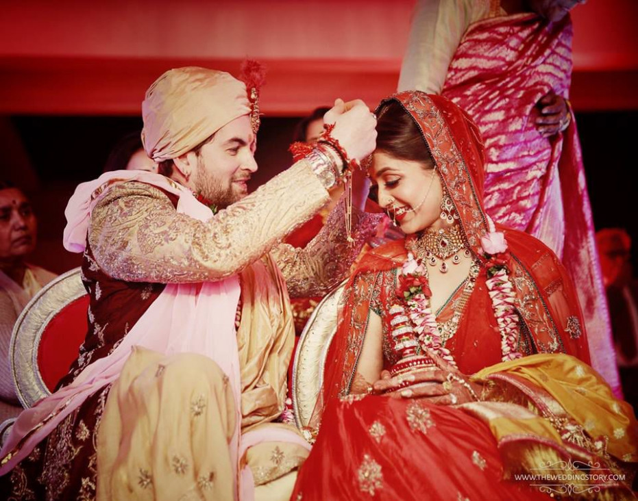 Neil Nitin Mukesh Ties the Knot with Rukmini Sahay: See ...