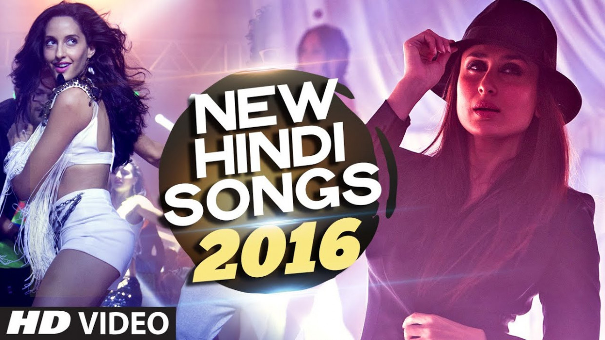 NEW HINDI SONGS 2016 (Hit Collection) | Latest BOLLYWOOD ...