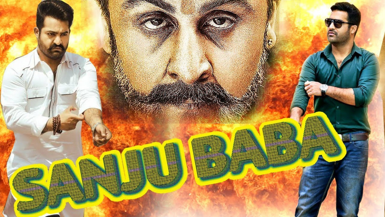 New South Indian Full Hindi Dubbed Movie - Sanju Baba ...