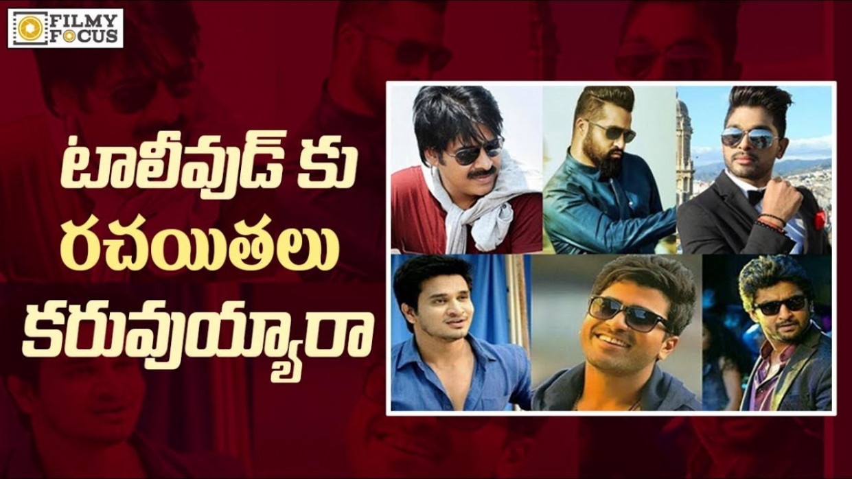 No stories in Tollywood Industry - Andhrawatch