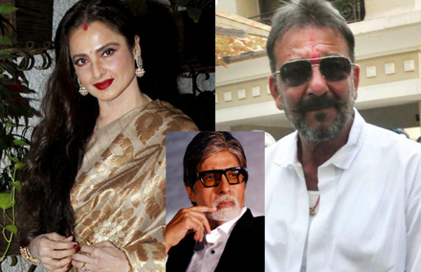 Not Amitabh Bachchan, Rekha Secretly Married Sanjay Dutt ...
