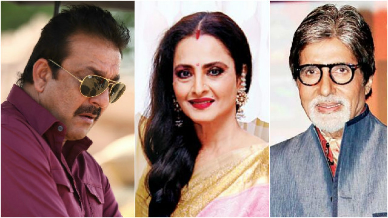 NOT Amitabh Bachchan, was Rekha SECRETLY married to Sanjay ...
