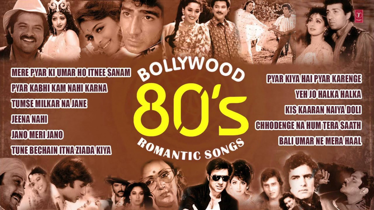 Official: 80's Romantic Songs | Bollywood Romantic Songs ...