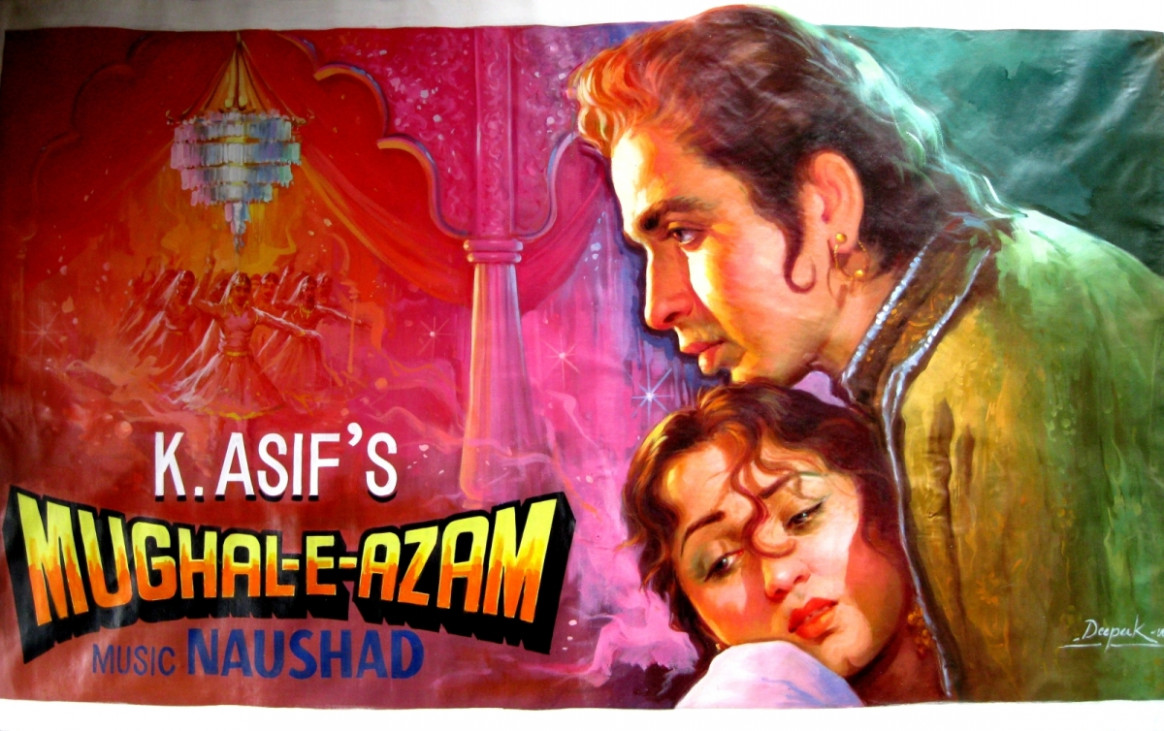 Old Bollywood movie posters for sale | Old Hindi movie ...