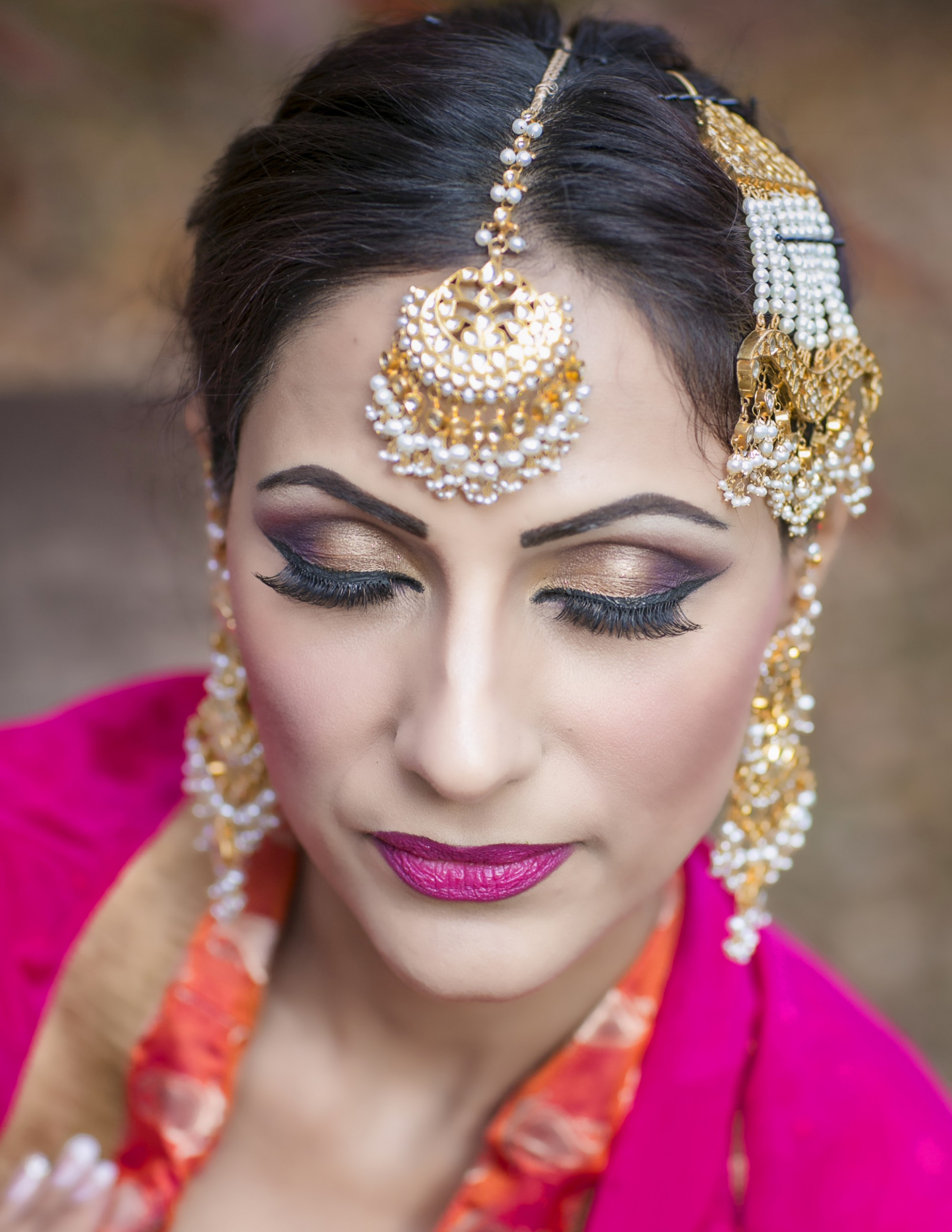 Old Bollywood style shoot