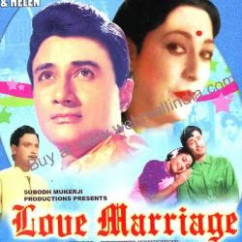 OLD GOLD OF HINDI FILMI SONGS: LOVE MARRIAGE [1959] LATA ...