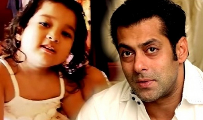 OMG! Salman Khan gets marriage proposal from a three-year ...