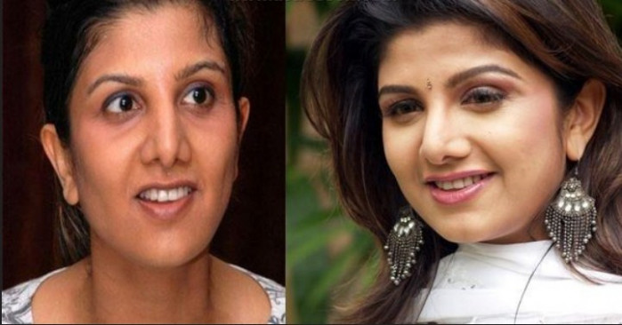 OMG ! Tollywood Heroines Photos Without Makeup