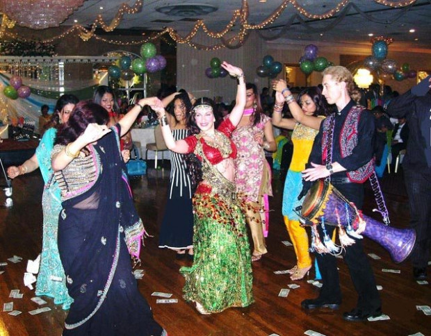 Outsourcing Bollywood Dancers