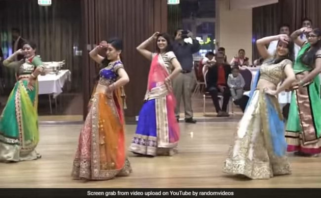 Over 6 Million Views For Indian Bride's Marathon Sangeet ...