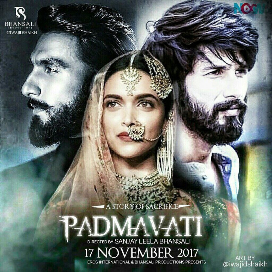 Padmavati 2017 Hindi Movie Official Trailer 720P Download ...