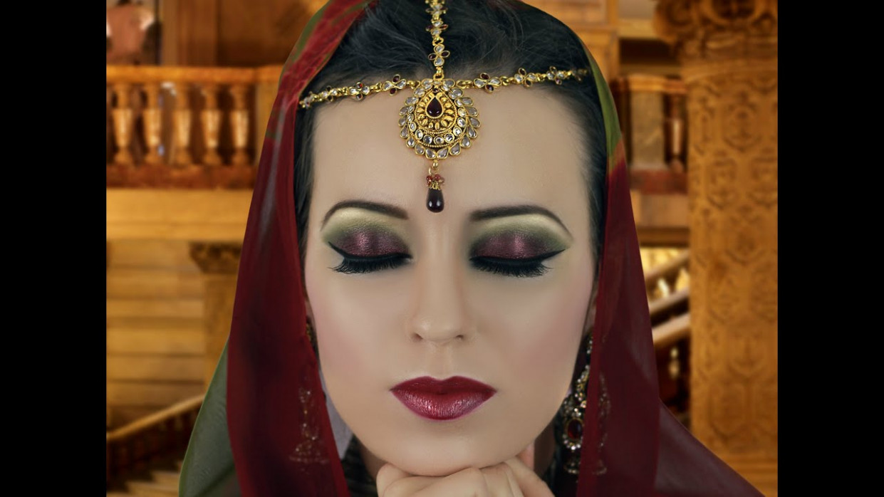 Pakistani Bridal Eye Makeup | www.pixshark.com - Images ...