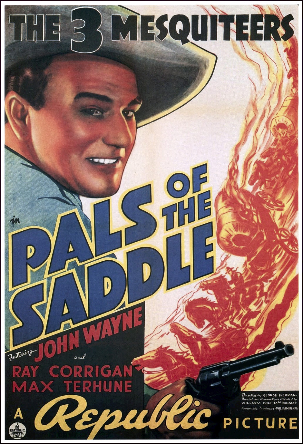 Pals of the Saddle - Wikipedia