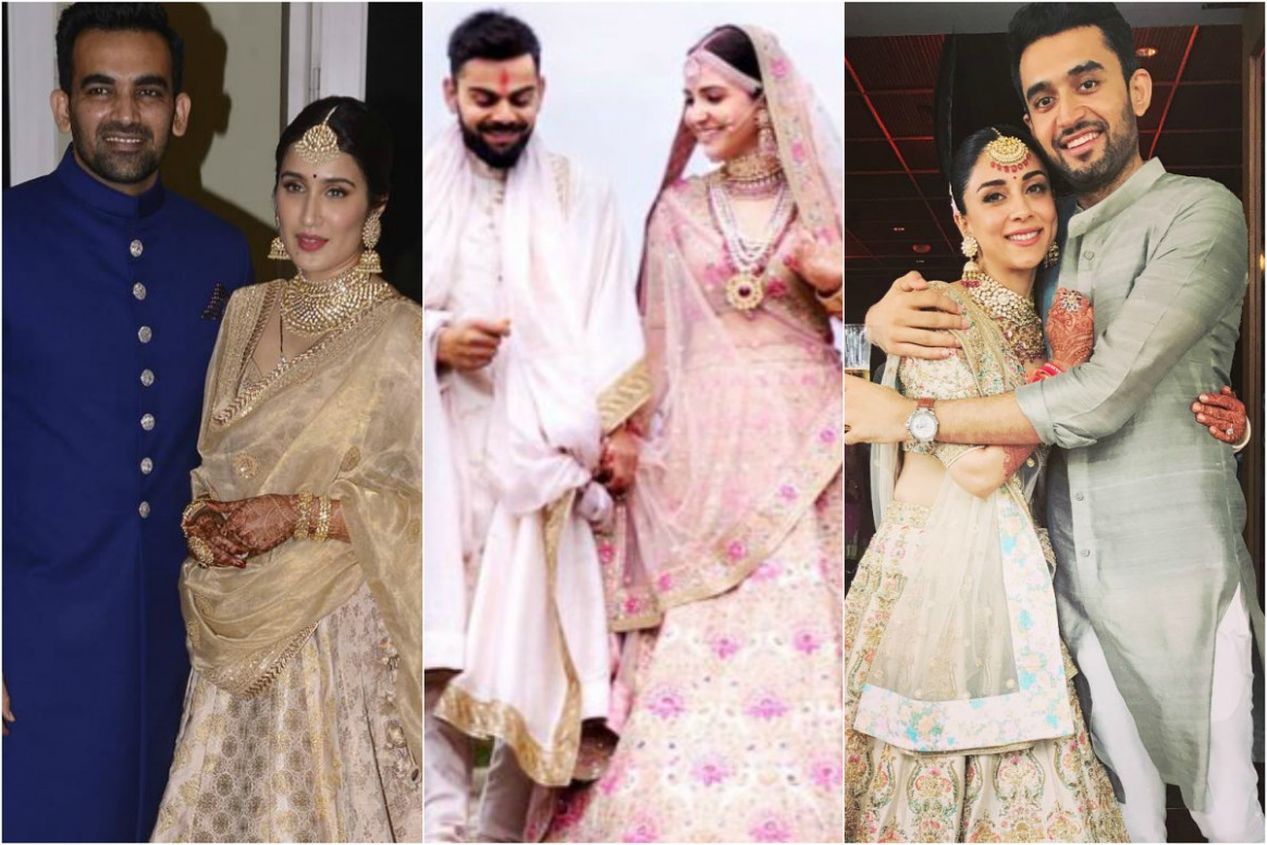 #PeepingMoon2017 : Bollywood Weddings of the year