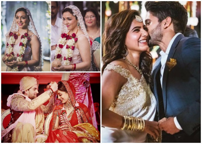 PHOTOS: 5 Famous Indian Celebrity Weddings Of 2017 ...