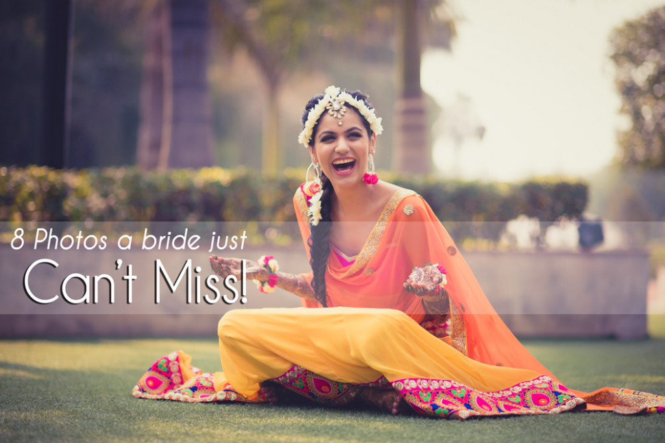 Photos an Indian Bride just can't miss - Arjun Kartha ...