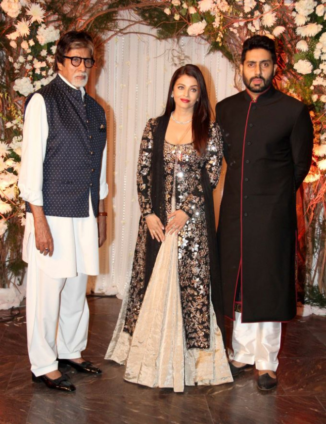 Photos : Celebs Galore At Bipasha Basu & Karan Singh ...