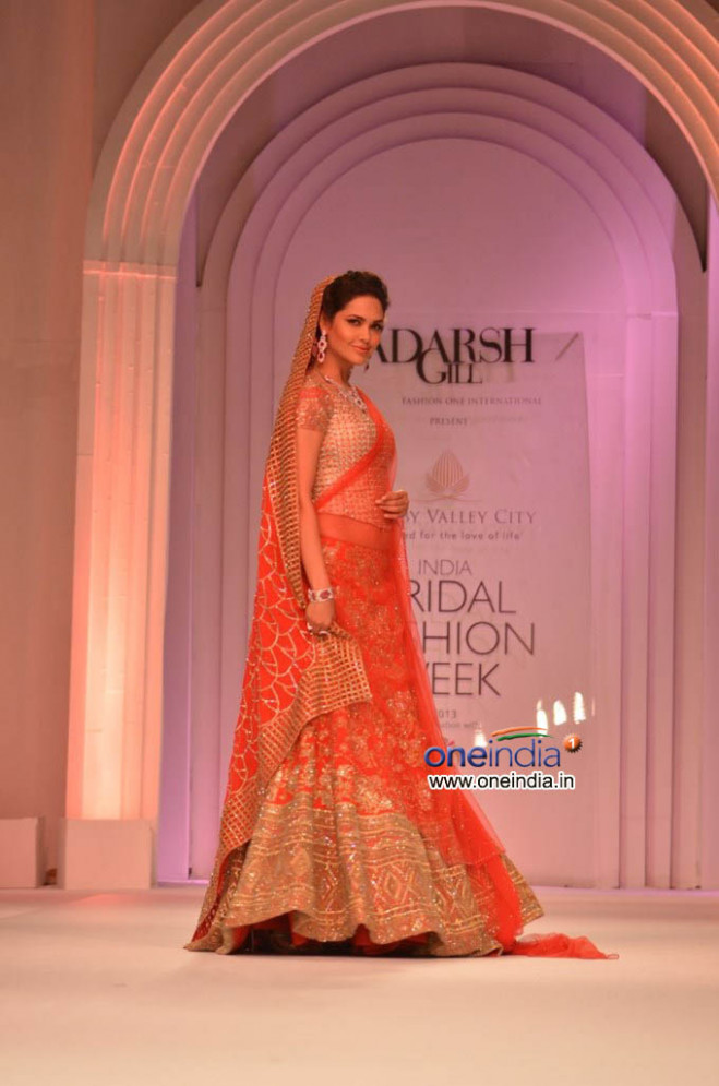 Photos : Indian Bridal Fashion Week 2013 - Day 5 Pictures ...