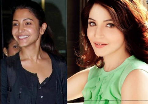 Photos Of Bollywood Celebs Without Makeup - Mugeek Vidalondon