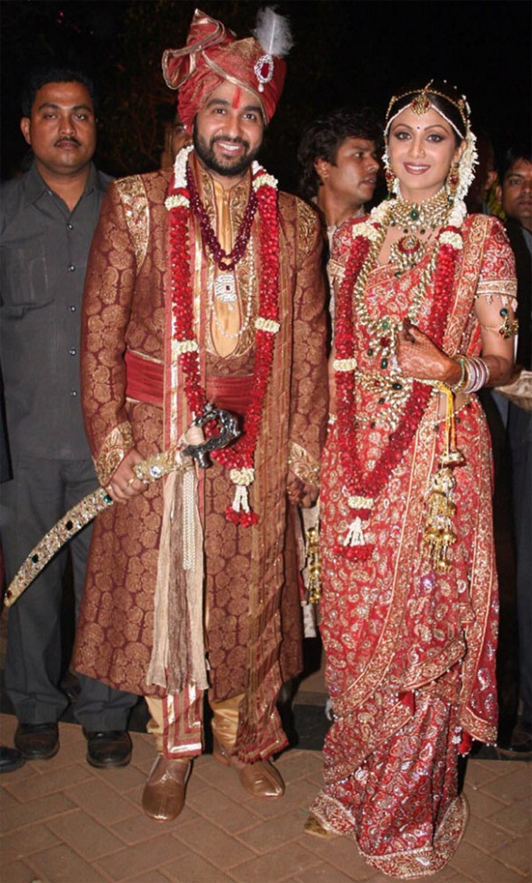 PIX: Bollywood's EXOTIC destination weddings - Rediff.com ...