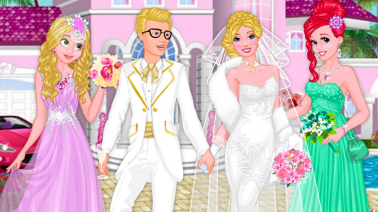 Play Free Barbie Indian Wedding Dress Up Games - High Cut ...