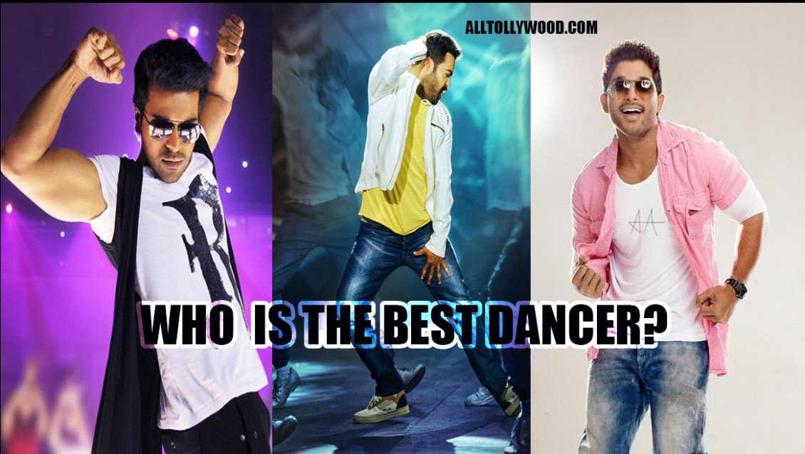 Poll : Who is Tollywood's best dancer?