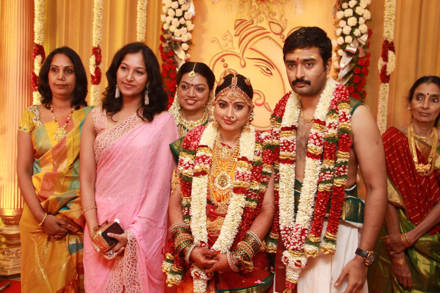 Prasanna Sneha marriage stills - Tollywood Stars