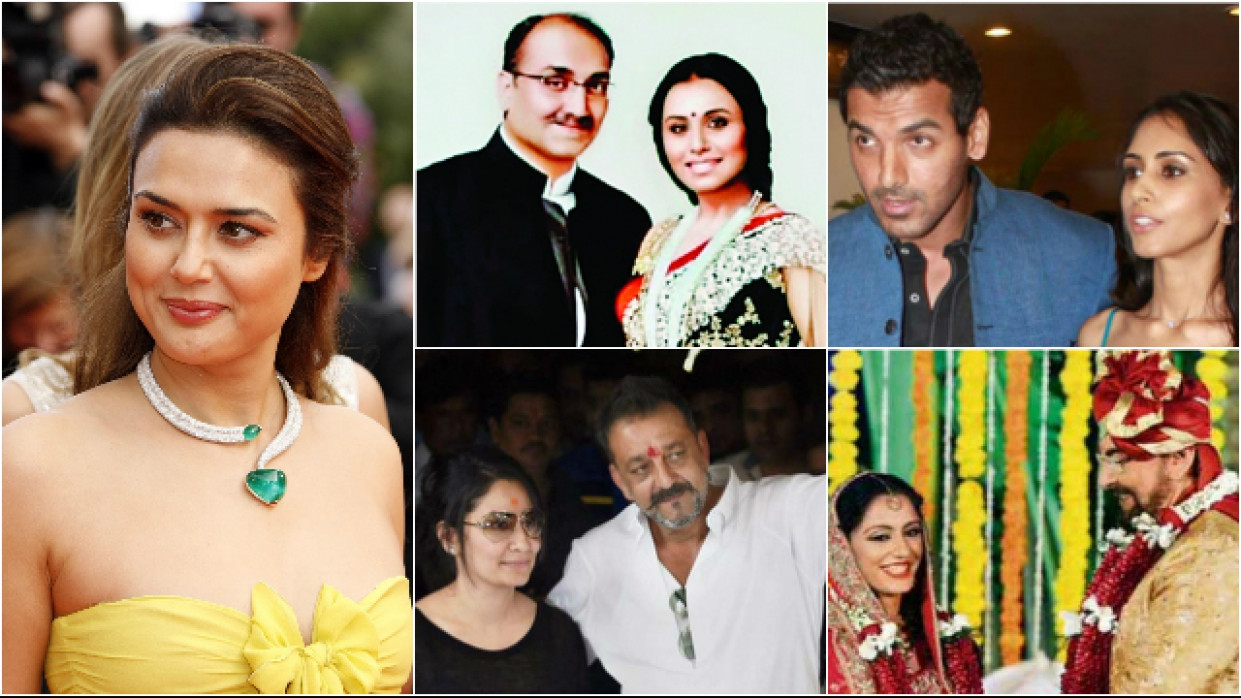 Preity Zinta's hush-hush marriage: 5 other recent ...