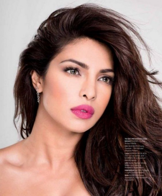 Priyanka Chopra #photoshoot for 'New You' Magazine ...