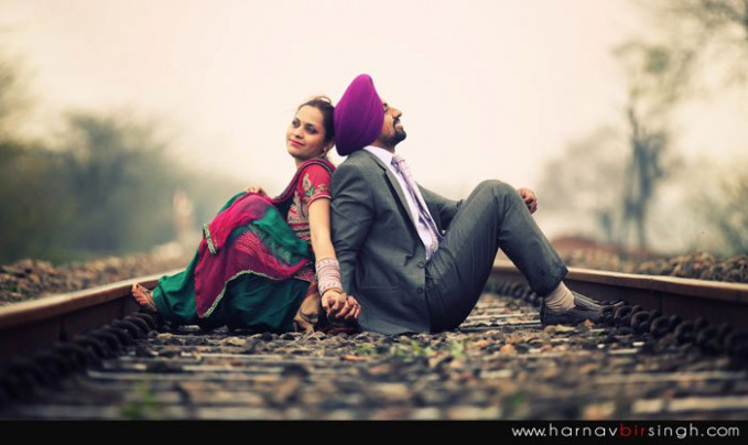 Punjabi Couples Images | Holidays OO